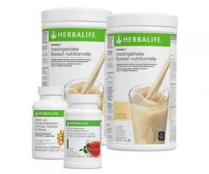 Herbalife Gewichtsbeheersing producten - 30min