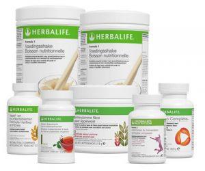 Herbalife Gewichtsbeheersing producten - 40plus