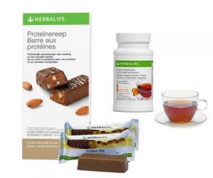 Herbalife producten - snacks