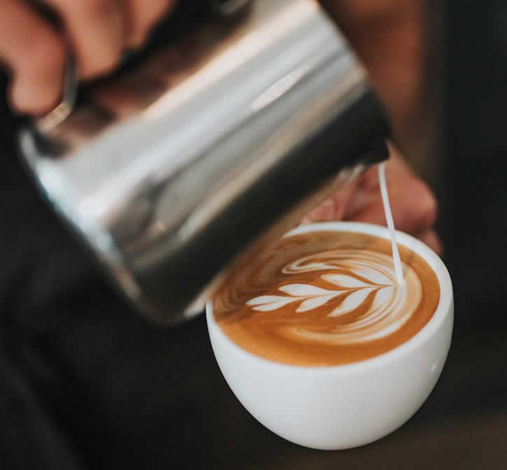 Koffie is geen gezond ontbijt