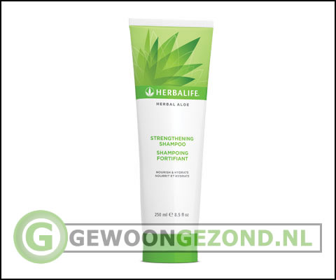 Herbal Aloë vera shampoo