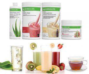 Programma Green star afval shakes