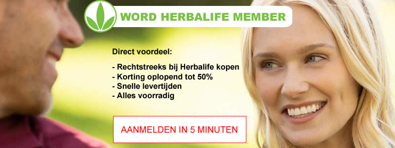 Herbalife member worden!